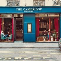 photo of the cambridge public house restaurant