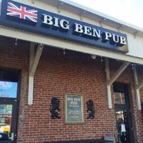 photo of big ben pub restaurant