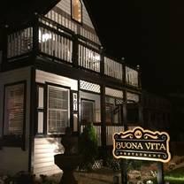 photo of buona vita restaurant