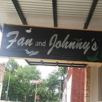 photo of fan and johnny restaurant