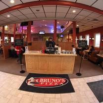 photo of bruno's pizza restaurant