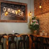 photo of the dumbwaiter fairhope restaurant