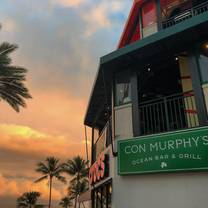 photo of con murphy's ocean bar & grill restaurant