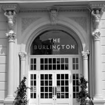 photo of afternoon tea @ the burlington restaurant