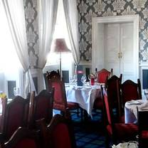 photo of the swan restaurant at the rose & crown hotel restaurant