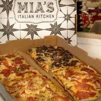 foto van mia's italian kitchen restaurant