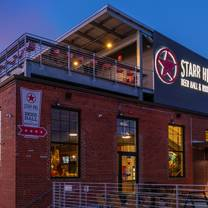 photo of starr hill beer hall & rooftop restaurant