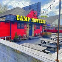foto von camp nowhere restaurant