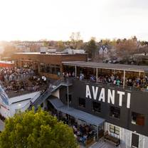 photo of avanti food and beverage restaurant