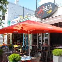 photo of belga cafe restaurant