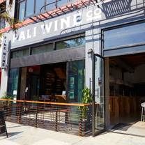 photo of pali wine co. - dtla restaurant