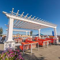 photo of rooftop at hotel lbi restaurant