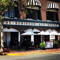photo of the robinson ale house restaurant