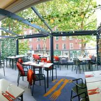 photo of the woollen mills restaurant