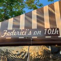 photo of federici's on 10th restaurant