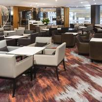 photo of the gallery tea lounge - sheraton grand sydney hyde park restaurant