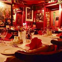 photo of la cave restaurant