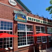 foto von brickhouse brewery restaurant