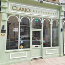 photo of clark's restaurant, scarborough, uk restaurant