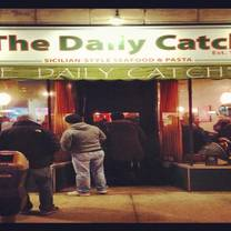 photo of the daily catch brookline restaurant