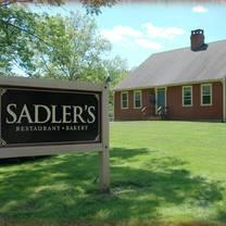 foto von sadler's ordinary restaurant