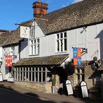 photo of the white hart inn restaurant