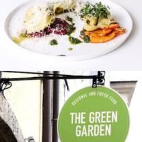 foto van the green garden restaurant
