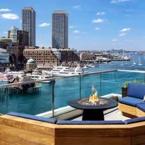 photo of lookout rooftop restaurant