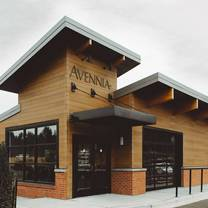 photo of avennia tasting room restaurant