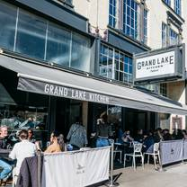 photo of grand lake kitchen - lake merritt restaurant