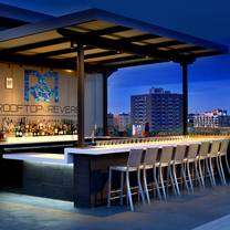 photo of rooftop @ revere restaurant