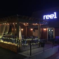 photo of reel seafood restaurant