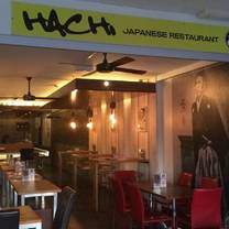 photo of hachi japanese restaurant restaurant
