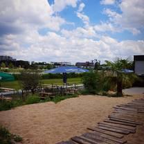 foto von strandgut im rennbahnpark restaurant