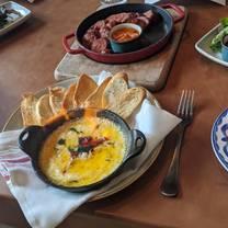 photo of dorrego's @ hotel valencia riverwalk restaurant