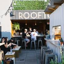 photo of beverley rooftop restaurant