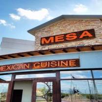 photo of mesa mexican cuisine restaurant