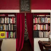 photo of restaurant kitchen library restaurant