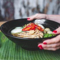 photo of mizu noodle bar restaurant