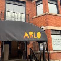 photo of arlo restaurant