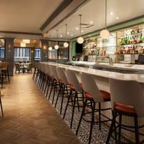 photo of daily grill - houston westin hotel restaurant