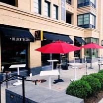 photo of uptown market restaurant restaurant