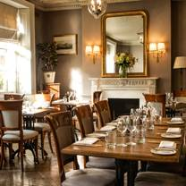photo of the thomas cubitt restaurant