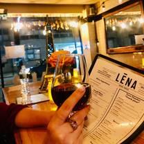 photo of lena - greenwich village restaurant