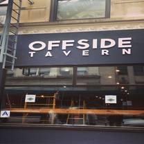 photo of offside tavern restaurant