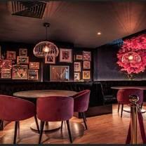 photo of blossom room restaurant