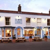 photo of the globe inn restaurant