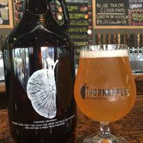 photo of thornapple brewing co restaurant