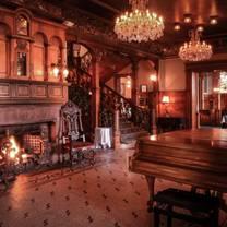 photo of the whitney restaurant
