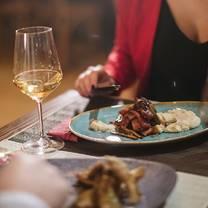 photo of bacchus kitchen + bar at hotel vin restaurant
